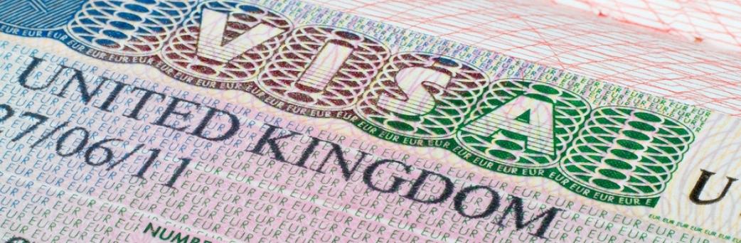 Visa application translation